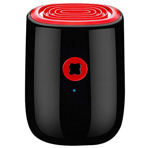 Yniena Luftentfeuchter, 800 ml elektrische Luft für zu Hause 25 W Mini-Haushalts-Luftentfeuchter tragbares Reinigungsgerät Lufttrockner Feuchtigkeit
