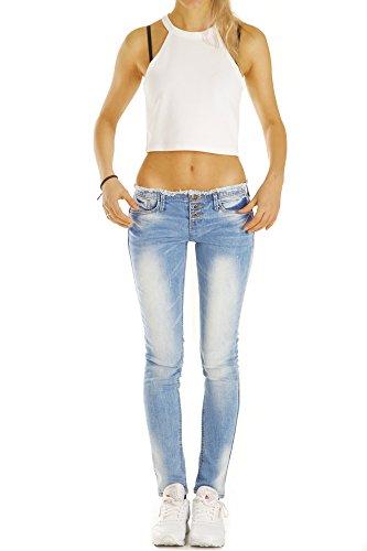 bestyledberlin -  Jeans  - skinny - Donna Azzurro
