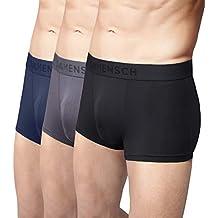 DAMENSCH Men's Micro Modal Trunk (Pack of 3) (100% Guarantee if NOT satisfied)
