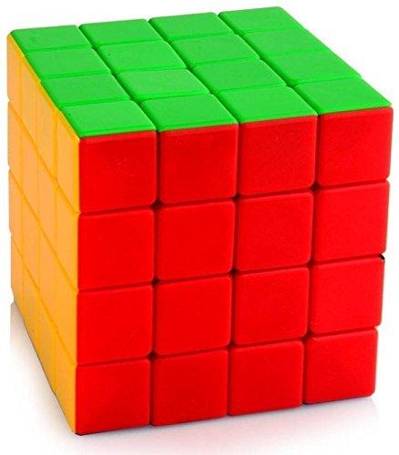 Stickerless 4X4X4 Wind Speed Rubik Cube Puzzle (1 Piece)