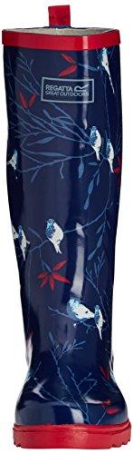 Regatta  Lady Fairweather,  Damen Stiefeletten Blau (Navy/Sorbetp 7Km)