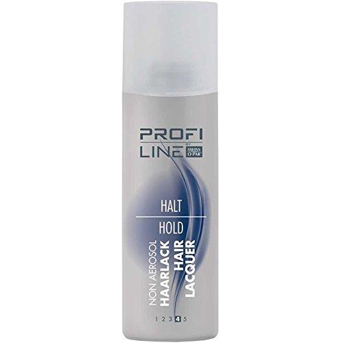 Profiline Maintien Laque non aérosol 200 ml y a le cheveux Fixation Forte & Brillance