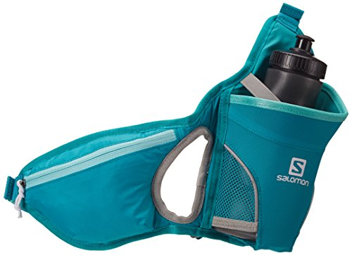 Salomon Hydro 45 - Cinturón porta botella, unisex, regulable de 60 a
