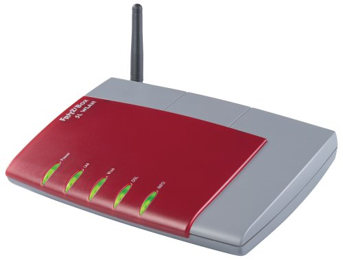 AVM FRITZ!Box SL WLAN Wireless D...