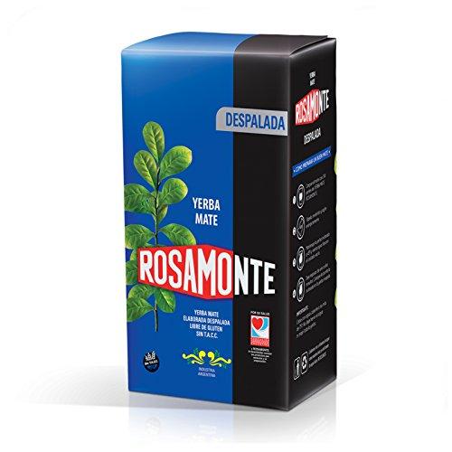 Mate Tee Rosamonte Despalada (ohne Stängel) - Mate Tee aus Argentinien 1kg -