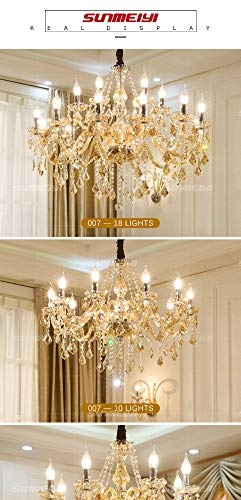 Neue entwürfe Quadratischer ring-kronleuchter Beleuchtung Moderne LED lustre plafond moderne kreative wohnkultur Weiße Kronleuchter leuchte