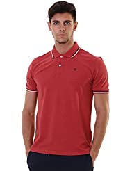 Champion m-polo Cotton, rojo