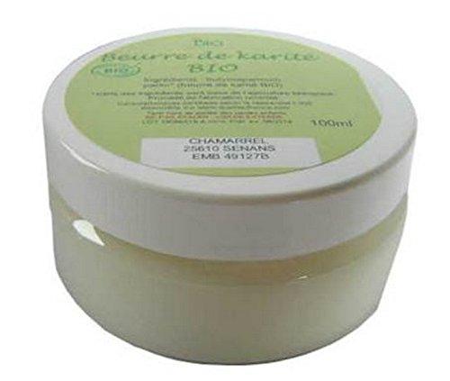 Beurre de karité bio 100ml