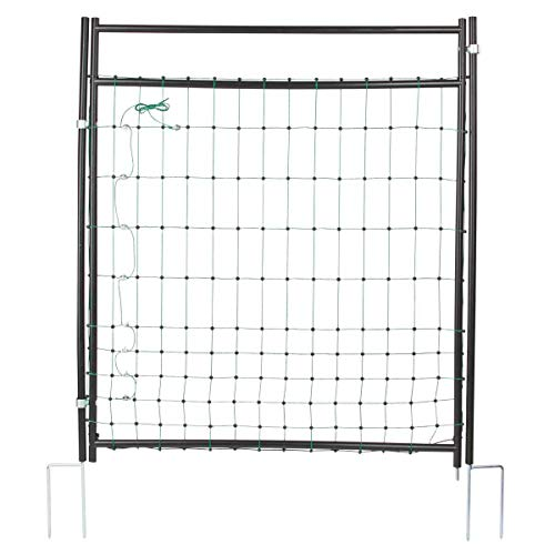 Agrarzone Tür für Weidezaunnetz und Elektrozaun-Netze Weidezaun Tor