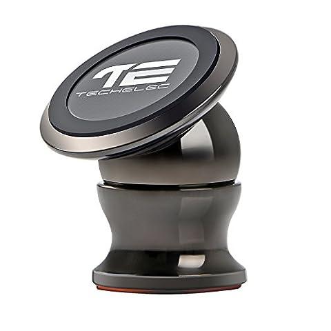 TechElec Universal KFZ Handyhalterung Magnet Auto Halterung Halter für iPhone