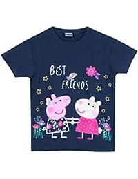 Peppa Pig - Camiseta para niñas - Peppa Pig