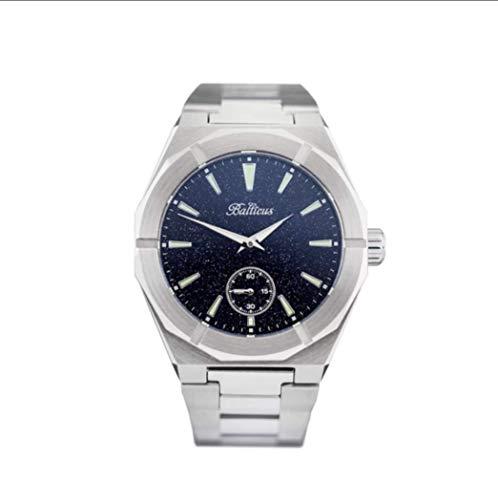 Balticus Damen-Armbanduhr Stardust Analog Quarz mit Edelstahl und extra Bändern