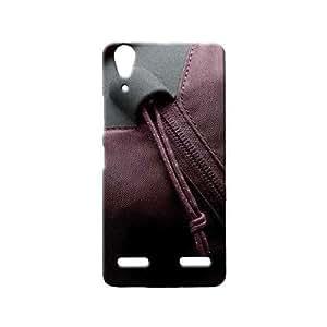 BLUEDIO Designer 3D Printed Back case cover for Lenovo A6000 / A6000 + - G0881