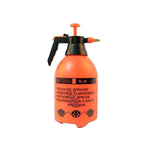 Einstellbare Drucksprüher Handsprüher für das Mehrzweck-Nutzung Sprühflasche Orange 2 Liter 1PC - Spray-2 Unzen-flüssigkeit