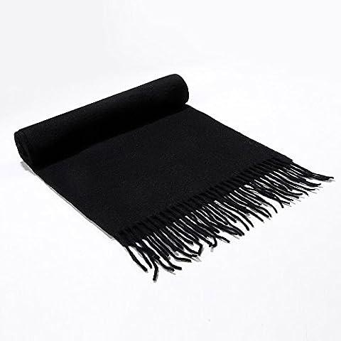 Donne caldo autunno foulard di cashmere sciarpa invernale , 4