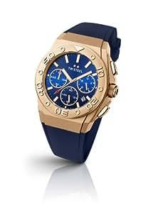 TW Steel Unisex-Armbanduhr CEO DIVER Chronograph Quarz Kautschuk TWCE5010