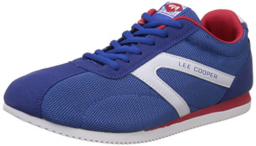 Lee Cooper Men's Blue Running Shoes - 8 UK/India (42 EU)  available at amazon for Rs.1259