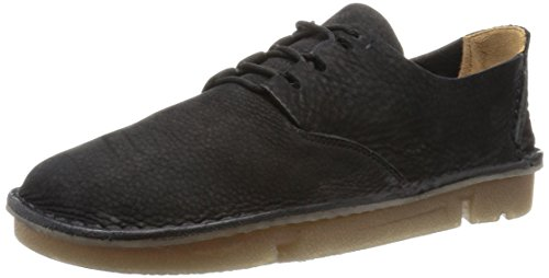 clarks-originals-trigenic-veldt-mens-leather-casual-shoes-black-41-eu