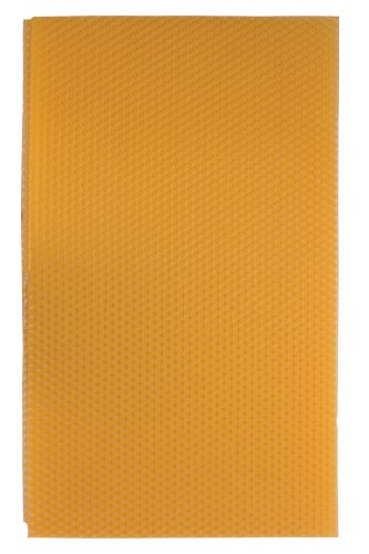 Palettas Bienenwachsplatten 20x35cm, 1KG