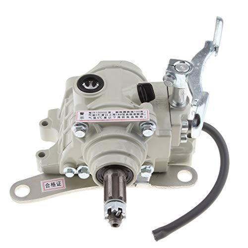 IPOTCH 1-teiliges Motorrad-Getriebe hohe Leistung Lagerersatz 2-Takt-Getriebe-Getriebe für 150ccm 200ccm 250ccm