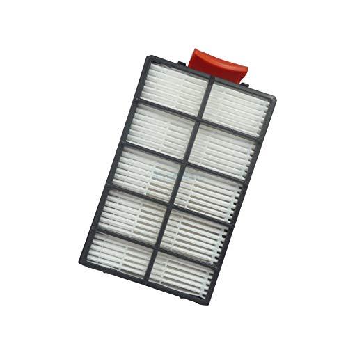 Filter, Hepa-Filter BBZ155HF passend für Siemens Bosch Serie Roxx´x BGS6 VSX6 - alternativ 00570324, 570324 von Microsafe®