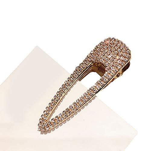 MOIKA 1 Pcs Clip Perla Delle Donne Dei Capelli Del Diamante Pin Di Bobby Hairband Hairpin Barrette Pettine Accessori