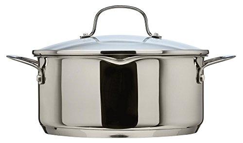 Thomas 1404903Cook & pour casserole avec couvercle en verre, 20cm, 2.8l _...