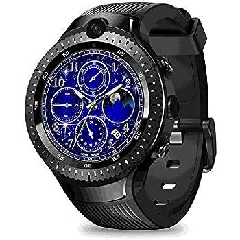 Zeblaze Thor 4 Dual - Montre 4G Smartwatch 5.0MP + 5.0MP Double Caméra Android