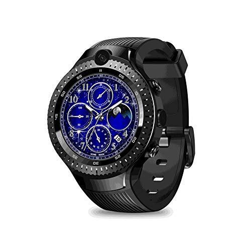 Motto.h Zeblaze Thor 4 Dual Smart Watch Android 7.1 4G 5MP + 5MP Dual...
