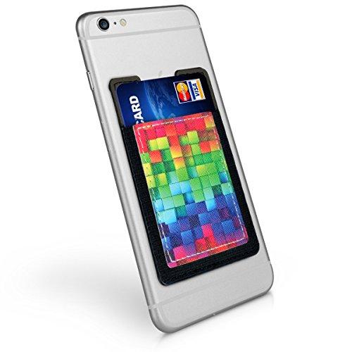 kwmobile-funda-para-smartphone-y-tarjetero-en-diseno-arco-iris-dado-piel-sintetica-adhesiva-funda-es