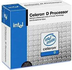 Intel BX80547RE2667CN Celeron D331 2.66GHz Processor
