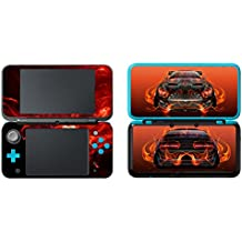 Zhhlinyuan Protection Cover Case Skin Sticker Decals para Nintend New 2DS XL N43-Z3294#