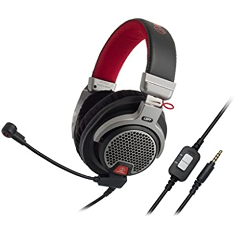 Audio-Technica ATH-PDG1 auricular con micrófono - Auriculares con micrófono (2x 3.5 mm (1/8