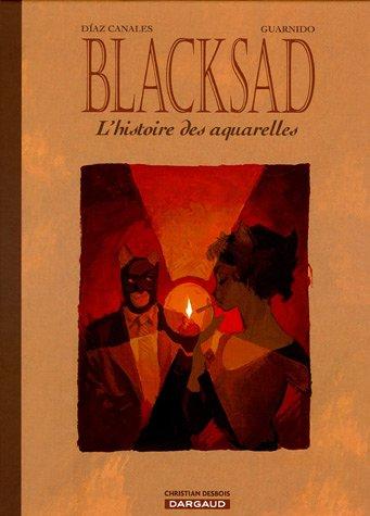 Blacksad : L'histoire des aquarelles