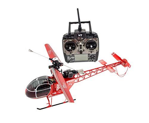 RC Helikopter MT250 Lama, SA-315 Lama Luftrettung,2.4GHz, 4Kanal Hubschrauber