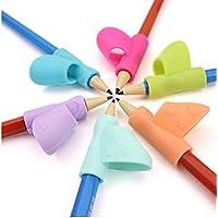 Pencil Grip, 3 piezas/set los niños Lápiz Soporte pluma escritura ayuda agarre postura corrección herramienta nuevo (una variedad de opcionales)