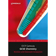 OCR Gateway Chemistry: Revision and Classroom Companion (2012 Exams Only) (Lonsdale GCSE Revision Plus) by Jaqui Punter (2006-09-01)