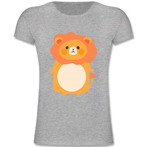 Löwen Kostüm Für Teenager Mädchen - Karneval & Fasching Kinder - Fasching