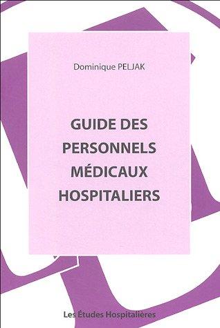 Guide des personnels mdicaux hospitaliers