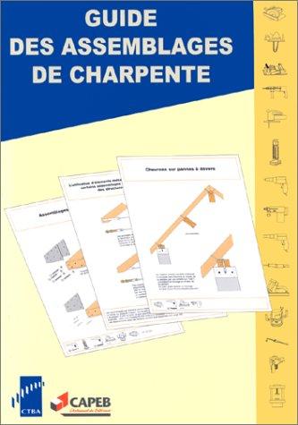 Descargar Libro Guide des assemblages de charpente de Collectif