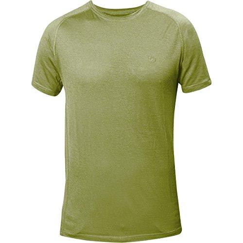 Fjällräven Herren Abisko Trail T-Shirt willow