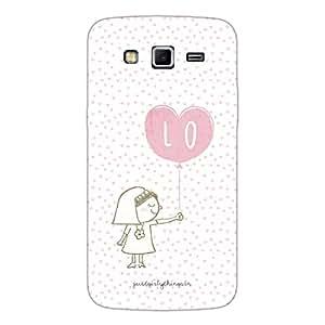 Designer Phone Covers - Samsung Grand 2-BFFLOVE