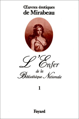 Oeuvres érotiques, tome 1
