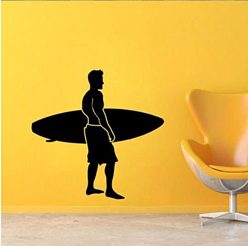 Aufkleber Wandsticker Wandaufkleber 60 Cm * 47,1 Cm Interessant Sport Tauchen Wandaufkleber Wohnzimmer Das Schlafzimmer Pvc Gym Pool Schwimmer Decor -