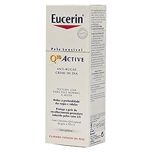 Eucerin Q10 ACTIVE Emulsión de Noche Antiarrugas – 50ml