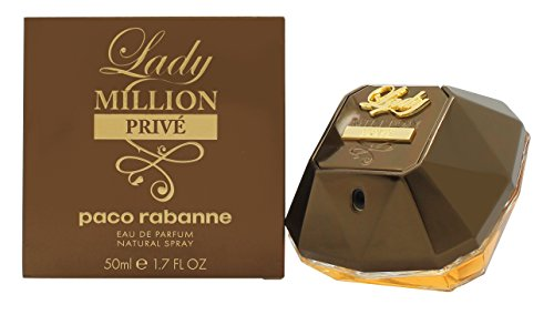 Paco Rabanne Lady Million Privé Profumo - 50 ml