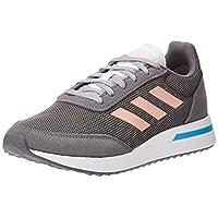 adidas Run 70s Women's Road Running Shoes, Grey, 5.5 UK (38 2/3 EU)