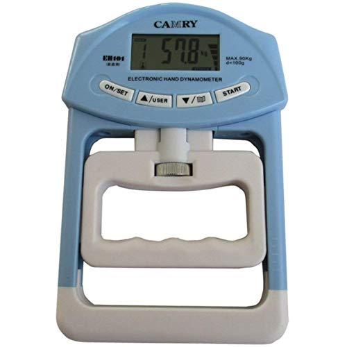 Elektronischer Handgriff-Dynamometer, 90 kg, Blau -