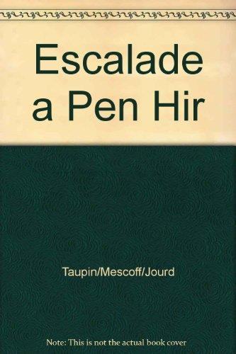 Escalade a Pen Hir