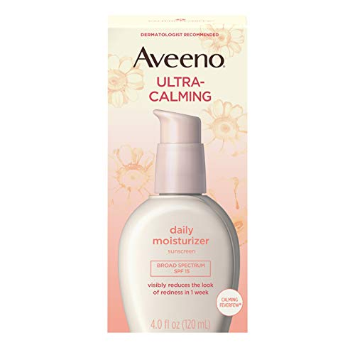 Aveeno Ultra-Calming Daily Moisturizer SPF 15-4 oz. (Lotionen) -